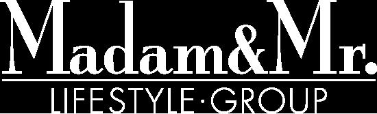 Madam&Mr. Logo